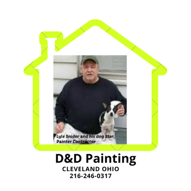 Willoughby Ohio House Painter, D&D Painting 216-246-0317