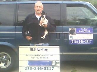 Lyle D. Snider, Cleveland Painting constractor,housepainting,housepainter